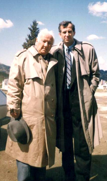 Lazёr dhe Jozef Radi 22 mars 1997