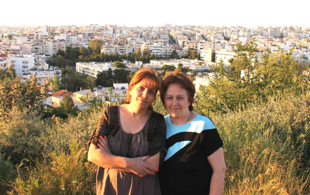 Magdalena Buzi e Bedra Kaba 2013