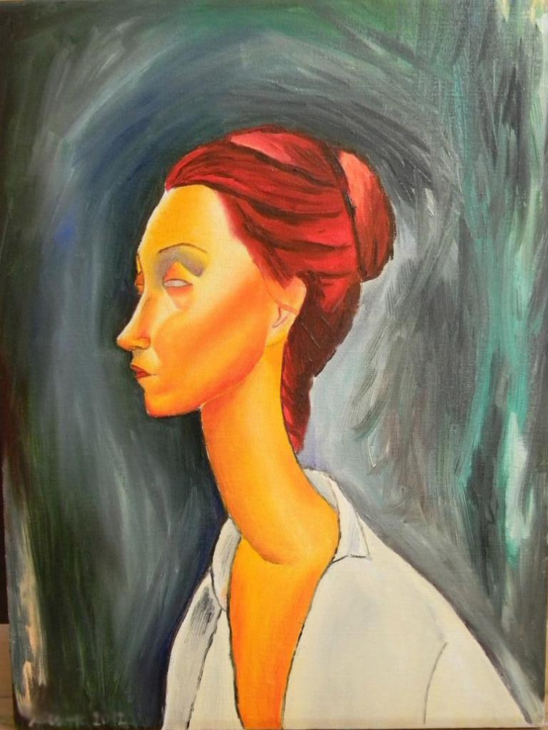 Modigliani: Lunia Czechowska