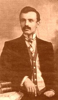 Mustafa Merlika - Kruja student