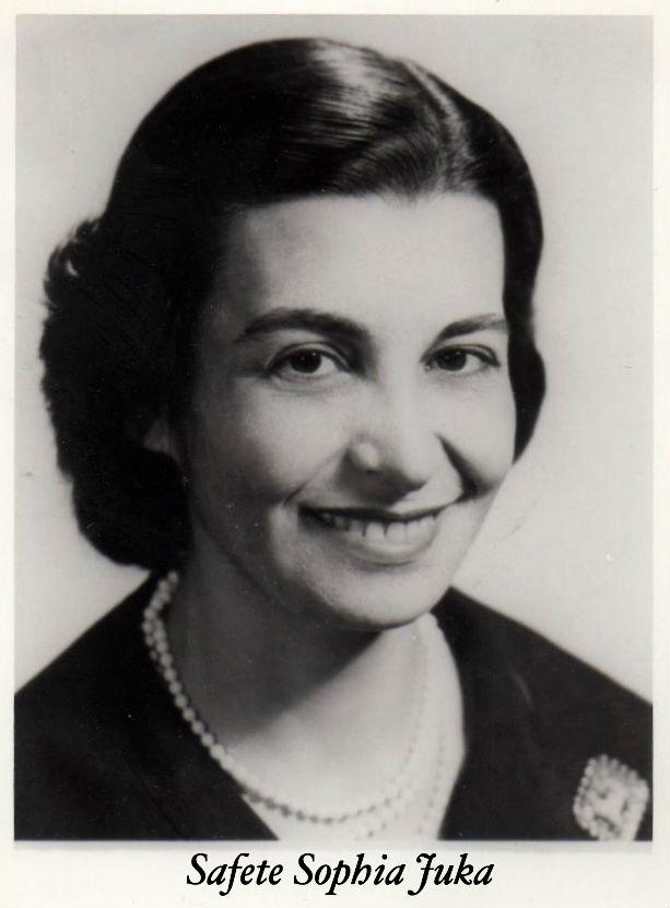 Safete S. Juka (28 Nandor 1923-6 Nandor 2005)
