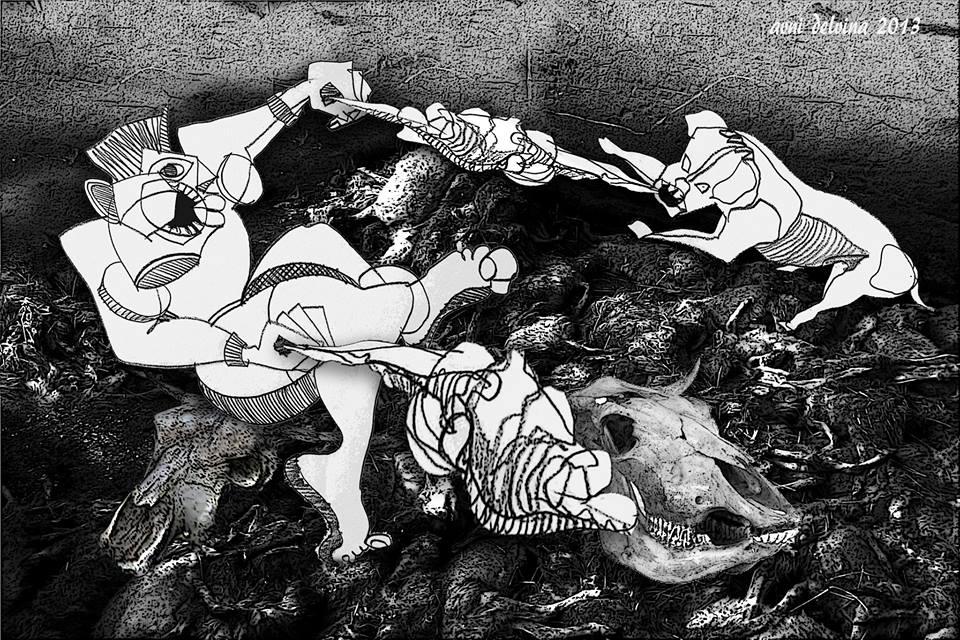 Avni Delvina - Vallja e Zorrëve (titull i ofruar autorit)