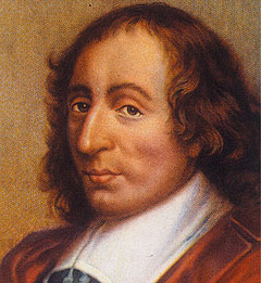 Blez Pascal (1623-1662)