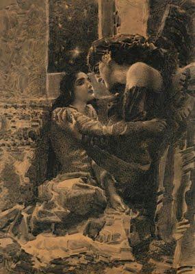 Demoni dhe Tamara Mikhail Vrubel