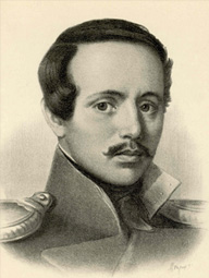 Mikhail Lermontov (1814-1841)