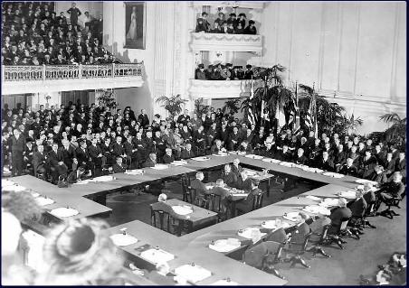 Konferenca e Paqes - Paris 1919