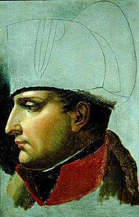 Portret i Napoleon Bonapartit