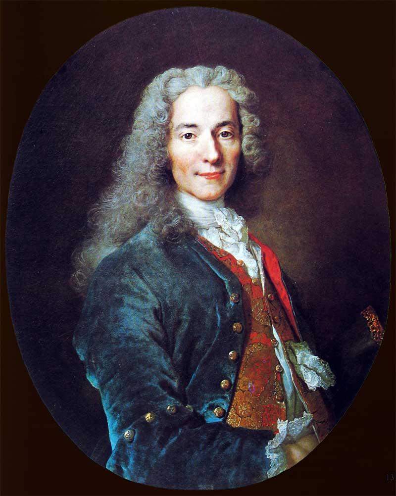 Voltaire (1691-1778)