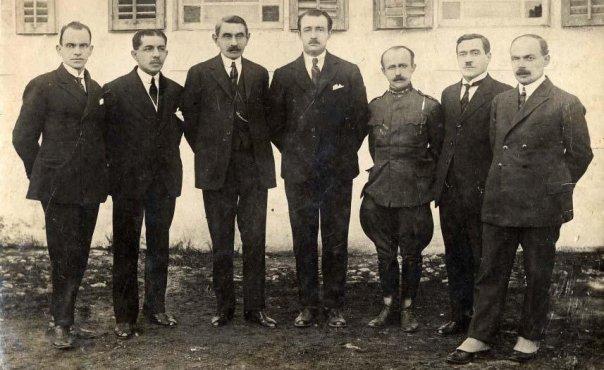 Ahmet Zogu me drejtues te Shteti Shqiptar