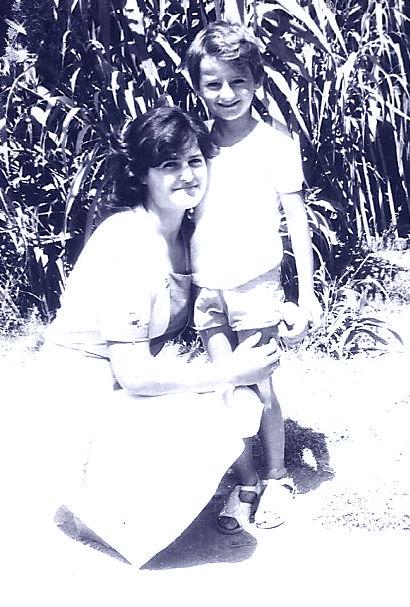Ervisi dhe Zona Bajraktari 1985