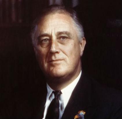 Franklin Delano Roosevelt - (1882-1945)