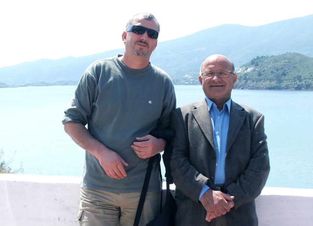Jozef Radi e Spiro Anastasi Poros 2006