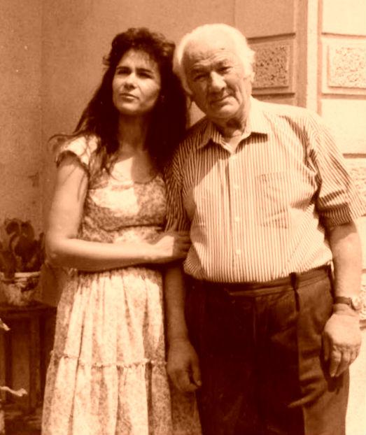 Lazër Radi dhe Shane Muda Tiranë 1994
