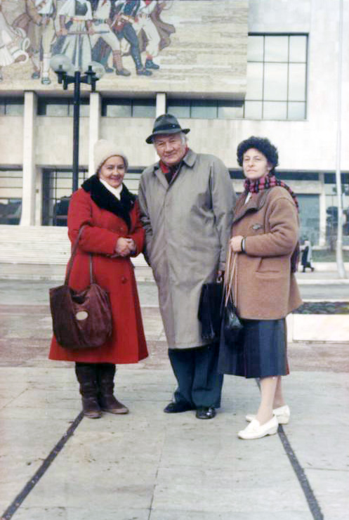 Lazër Radi - Zhaneta Ogranaja - Klara Kodra