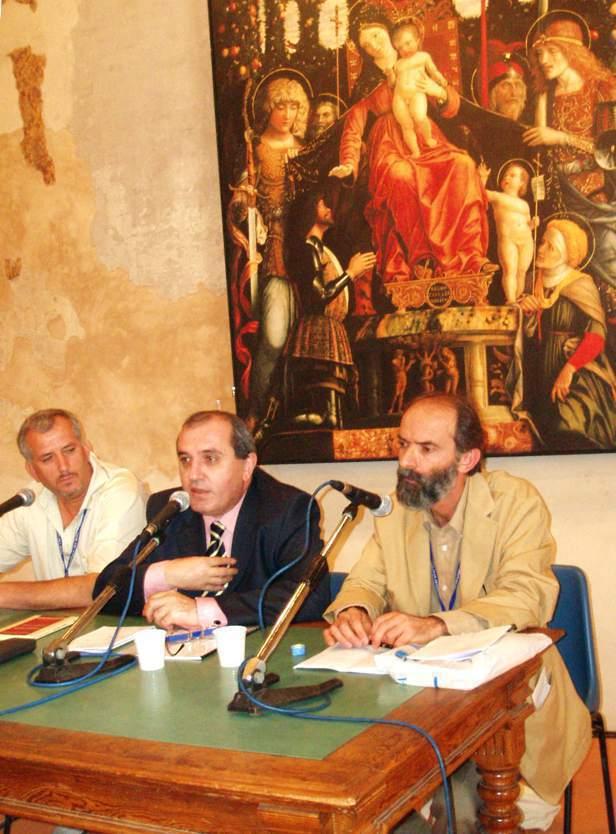 Hajdari - Mustafaj - Radi Mantova 2006