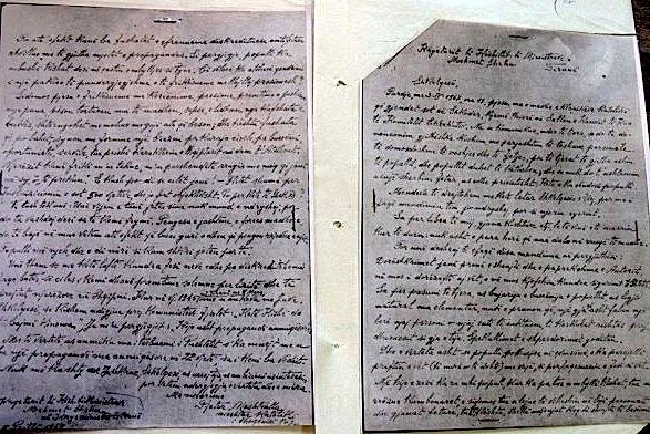 Pjetër Meshkalla  - Letër Mehmet Shehu