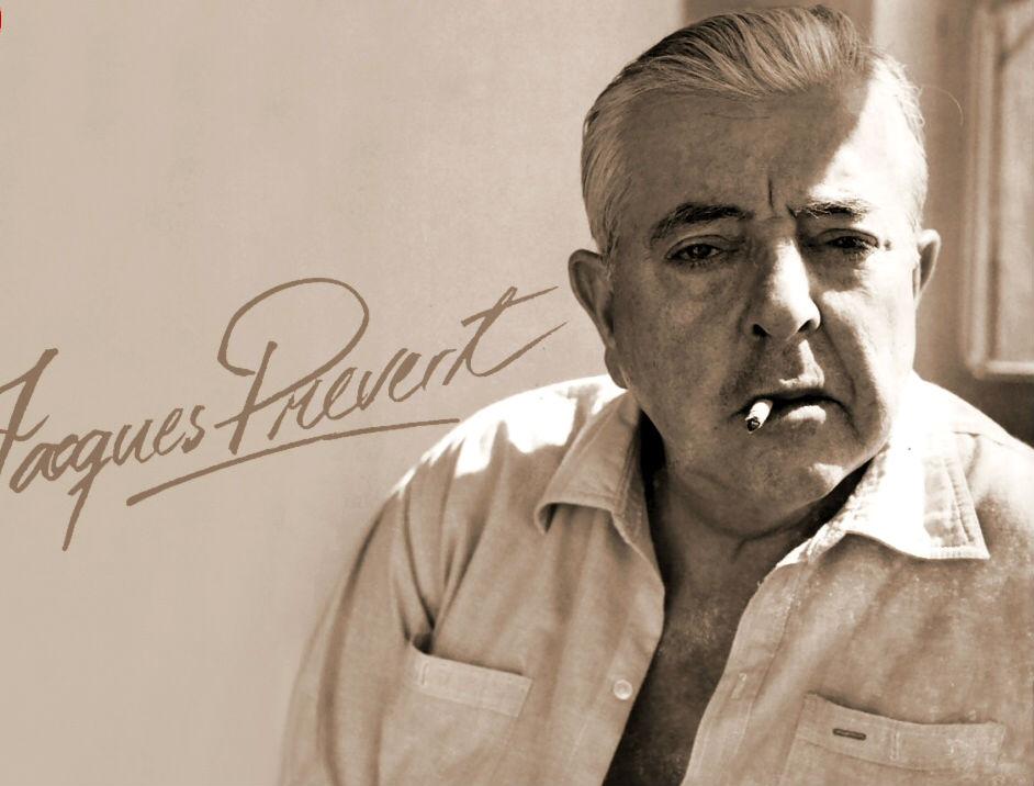 Jaques Prevert (1900-1977)