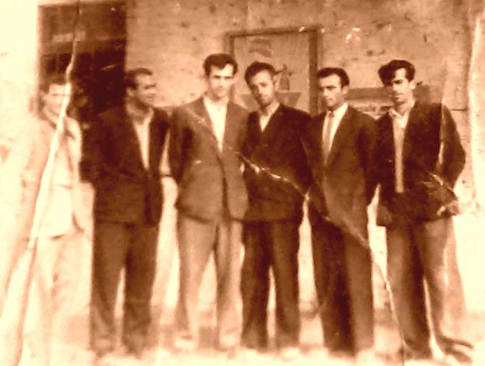 Mësues të Shkollës në vitet '60