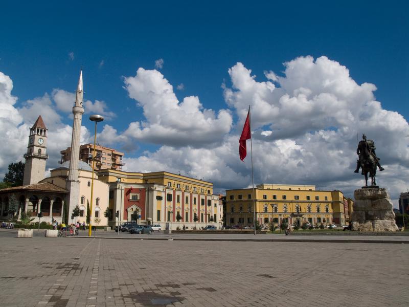 Tirana e vitit 2010