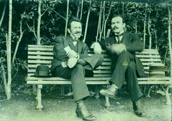 Vëllezërit Mirash dhe Martin Ivanaj
