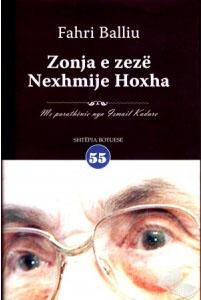 "Libri ""Zonja e Zeze - Nexhmije Hoxha"""