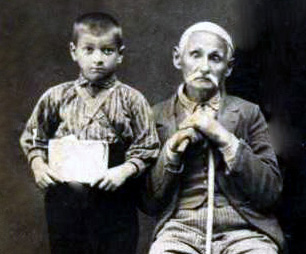 Prend Radi dhe Lazër Radi - Prizren 1923