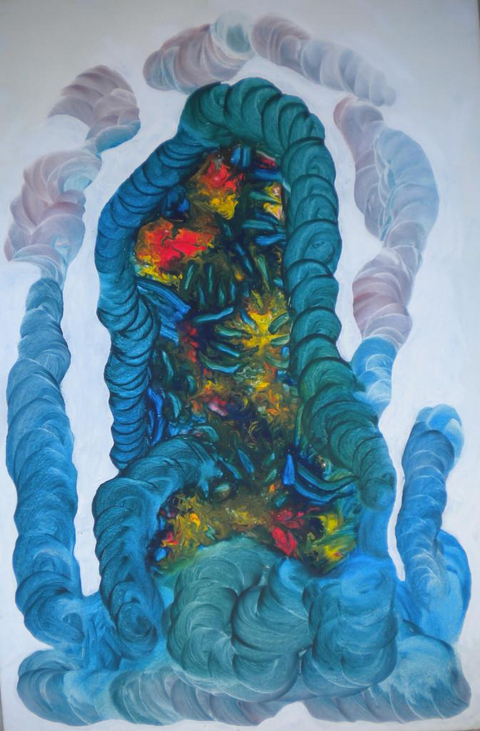 Pikturë e Lirim Biçakut 2012