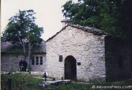 Kisha e Shna Prendes në Shëngjergj të Zymit