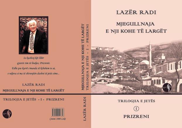 """Pjesa për Gjeçovin marrë nga libri """"Mjegullnaja..."""" i Lazër Radit"""