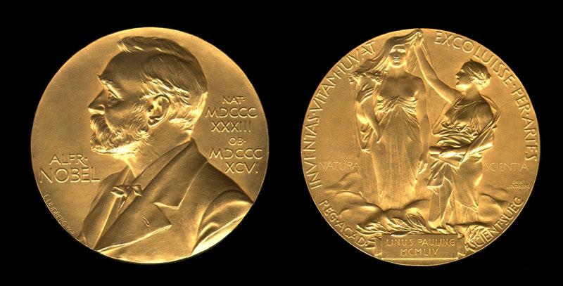 Medalja e çmimit Nobel