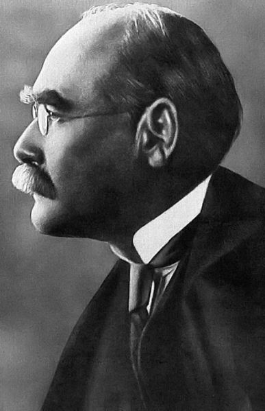 Joseph Rudyard Kipling (1965-1936)