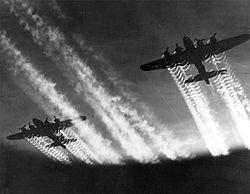 Avionë bombardues Amerikanë