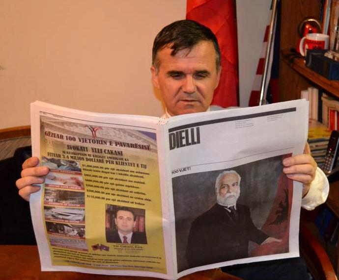 Dalip Greca me Diellin (numer Special)