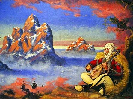 Malsori lahutar (Pikturë)