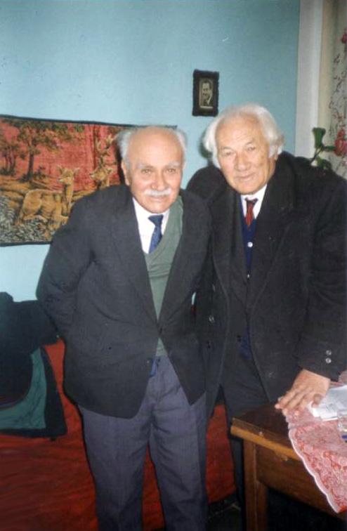 Jakov Milaj dhe Lazer Radi (Fier 1994)