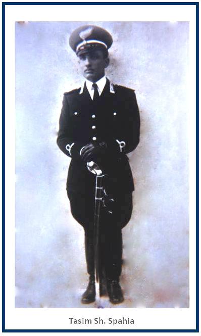 Gjeneral Tahsin Spahiu