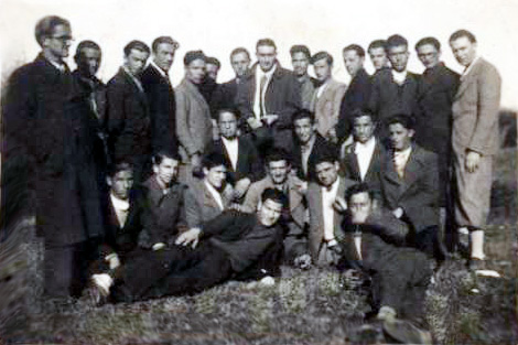 Gjimnazi i Shkodres: Klasa e V-B
