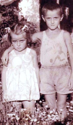 Fëmijët e  Franit (Tomi e Margarita) Savër 1967