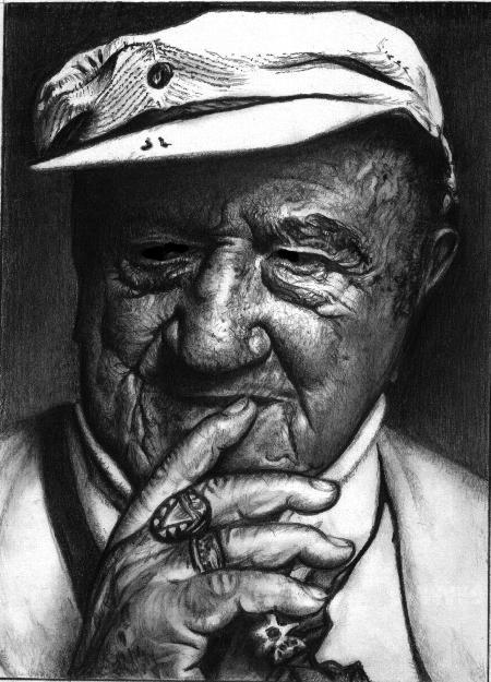 Ibrahim Kodra (1918-2006)