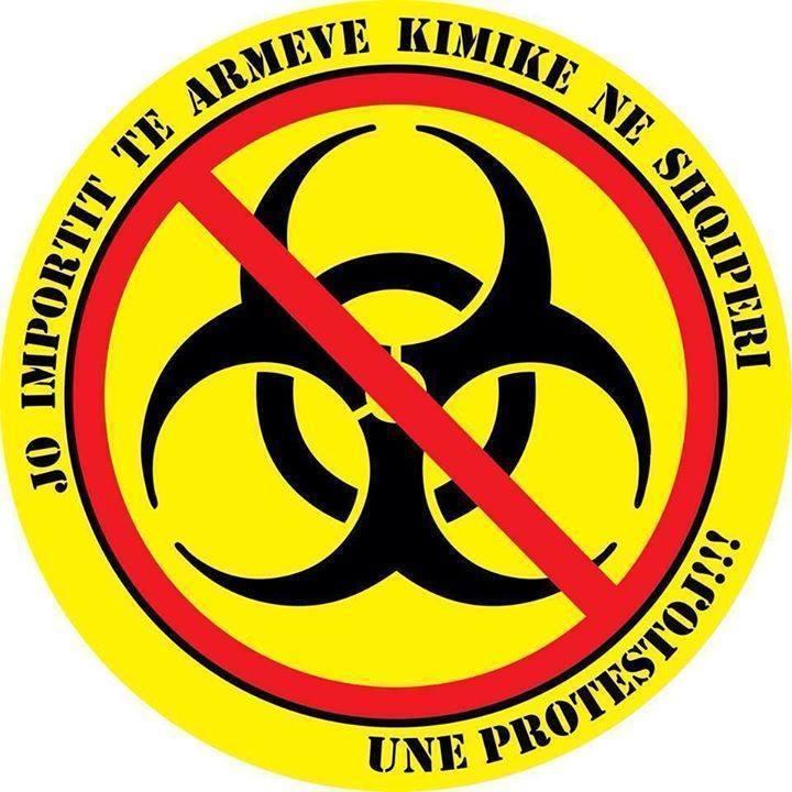 Jo - armëve kimike siriane!
