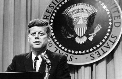 John F. Kennedy (1917-1943)