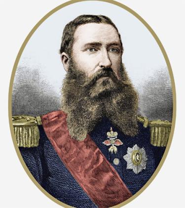 King Leopold II (belg)