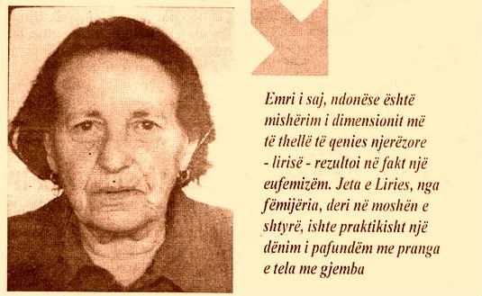 Lirie Gashi (1933-2013)