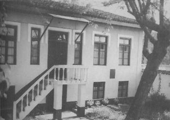 Shtëpia e themelimit të Partisë Komuniste
