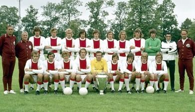 Skuadra e Ajaxit 1970-1973