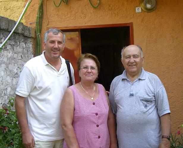 Në familjen e Karl Kamsit