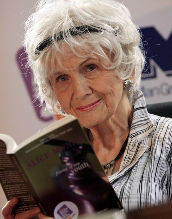 Alice Munro 2009