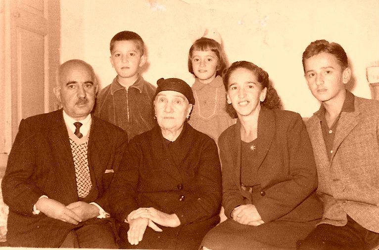 Familja e Reshat Merdanit
