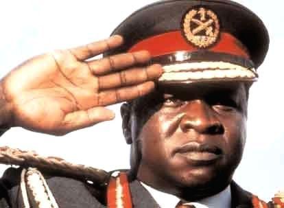 Idi Amin (ugandez)