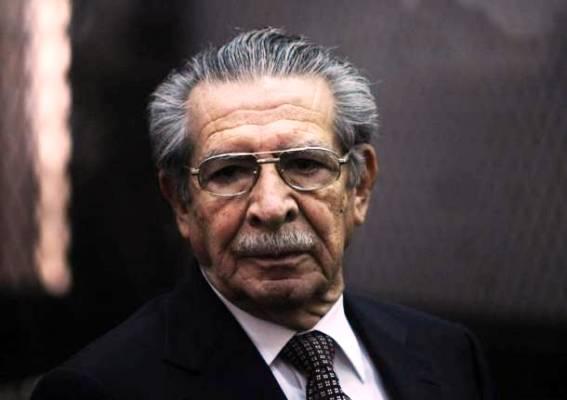 Jose Efrain Rios Montt (guatemalas)